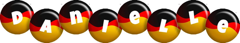 Danielle german logo