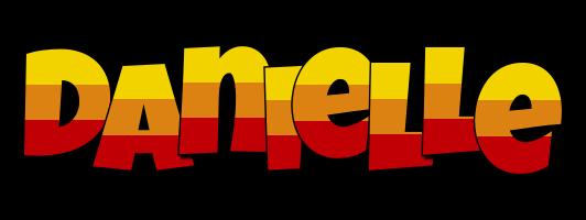Danielle jungle logo