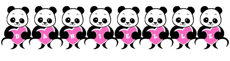 Danielle love-panda logo