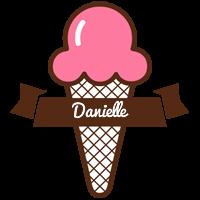 Danielle premium logo