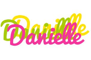 Danielle sweets logo