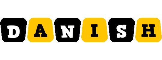 Danish boots logo