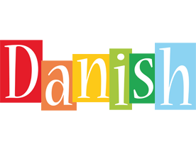 Danish colors logo