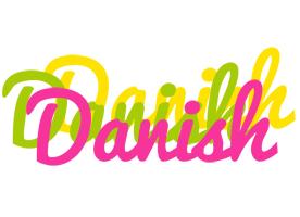 Danish sweets logo