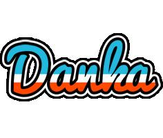 Danka america logo