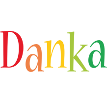 Danka birthday logo