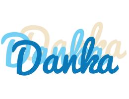 Danka breeze logo