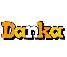 Danka cartoon logo
