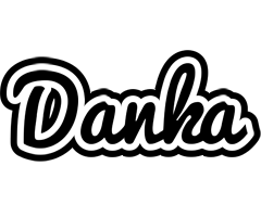 Danka chess logo
