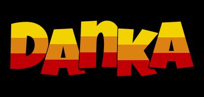 Danka jungle logo