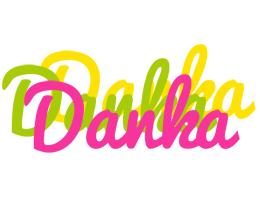 Danka sweets logo