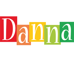 Danna colors logo
