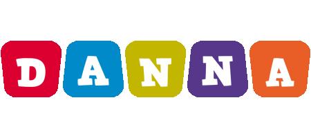 Danna kiddo logo