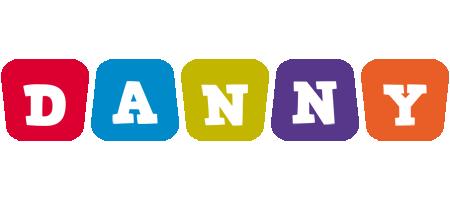 Danny daycare logo