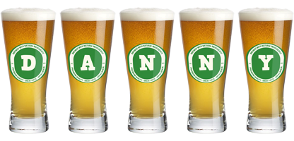 Danny lager logo