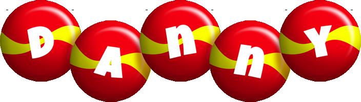 Danny spain logo