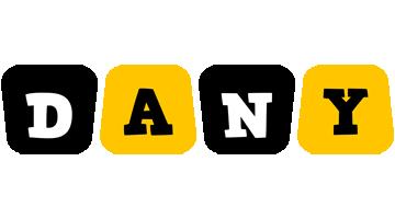 Dany boots logo