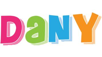 Dany friday logo