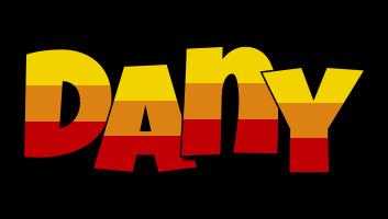 Dany jungle logo