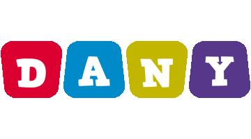 Dany kiddo logo