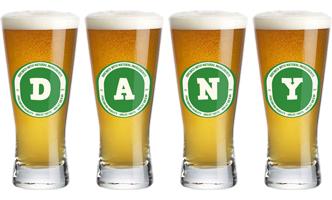 Dany lager logo