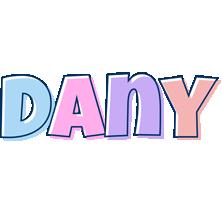 Dany pastel logo