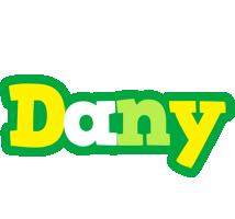 Dany soccer logo