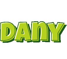 Dany summer logo