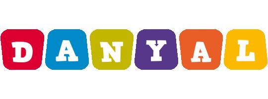 Danyal kiddo logo