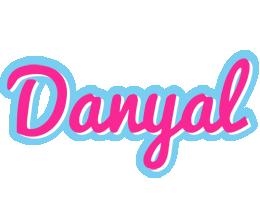 Danyal popstar logo