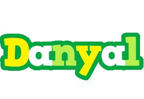 Danyal soccer logo