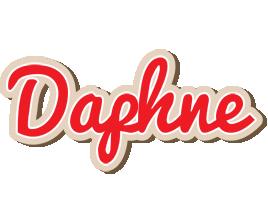 Daphne chocolate logo