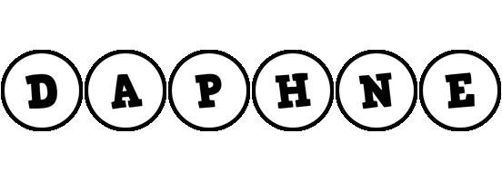 Daphne handy logo