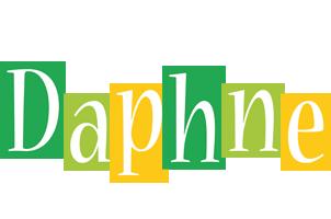 Daphne lemonade logo
