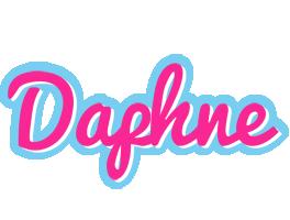 Daphne popstar logo