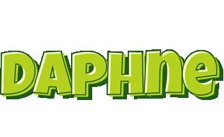 Daphne summer logo