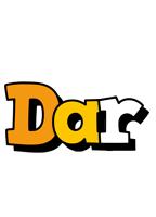 Dar cartoon logo