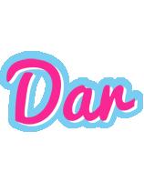 Dar popstar logo