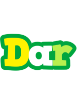 Dar soccer logo