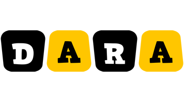 Dara boots logo