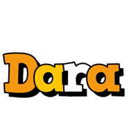 Dara cartoon logo