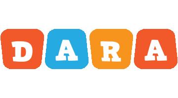 Dara comics logo