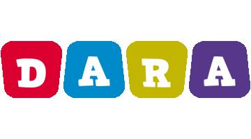 Dara daycare logo