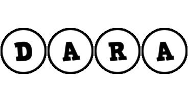 Dara handy logo