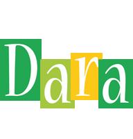 Dara lemonade logo