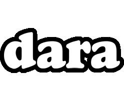Dara panda logo