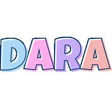 Dara pastel logo