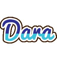 Dara raining logo