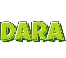 Dara summer logo