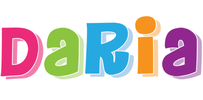 Daria friday logo